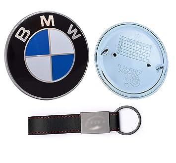 Emblema 82mm para BMW Serie 1 2 3 4 X1 X3 X4 X5 E30 E40 Logo ...
