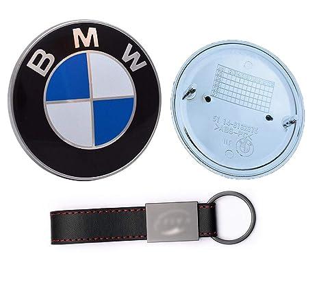 Emblema 74mm para BMW Serie 1 2 3 4 X1 X3 X4 X5 E30 E40 Logo