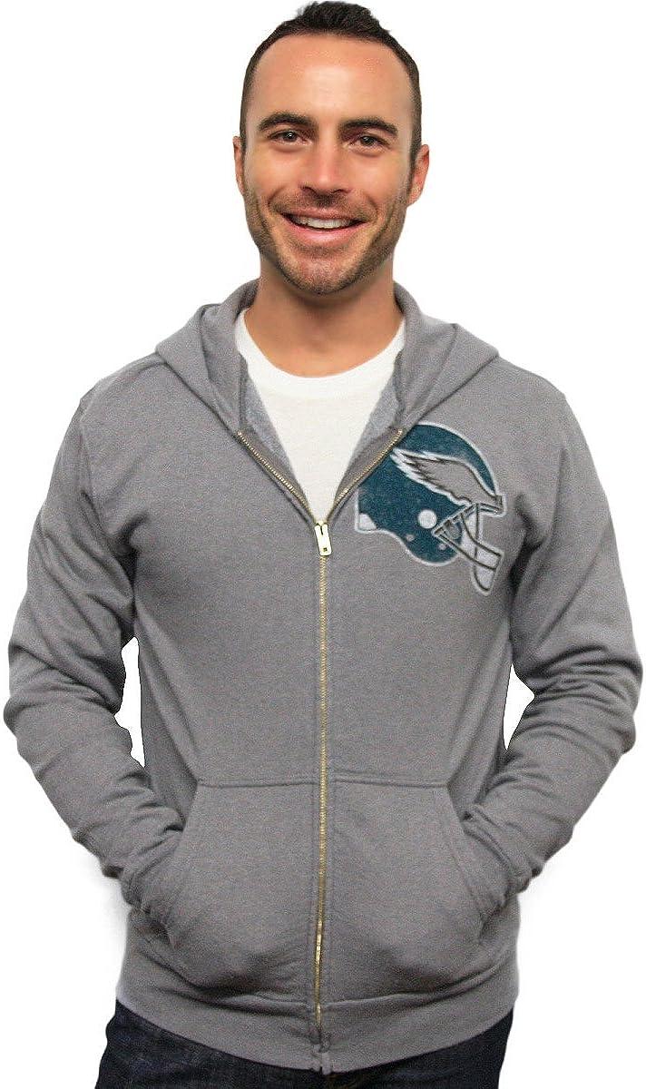 NFL Philadelphia Eagles Vintage Hooded Sweatshirt Men's
