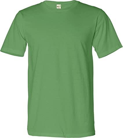 314fb91a56c5 Image Unavailable. Image not available for. Color: Anvil Men's Organic  Cotton T-Shirt