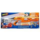 NERF B7784EU40 N-Strike Elite Accu Series Alpha Hawk Blaster