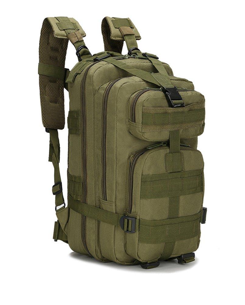 H&ZY ユニセックス ハイキングバックパック 30L 防水オックスフォード 旅行登山バッグ キャンプ 登山 サイクリング 釣り  スタイル - 8 B07FSZHMB4