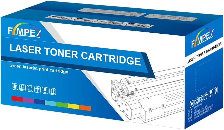 Negro, 1-Pack Fimpex Compatible Toner Cartucho Reemplazo para HP Laserjet Pro M402d M402dn M402dne M402dw M402n MFP M426dw MFP M426fdn MFP M426fdw CF226A