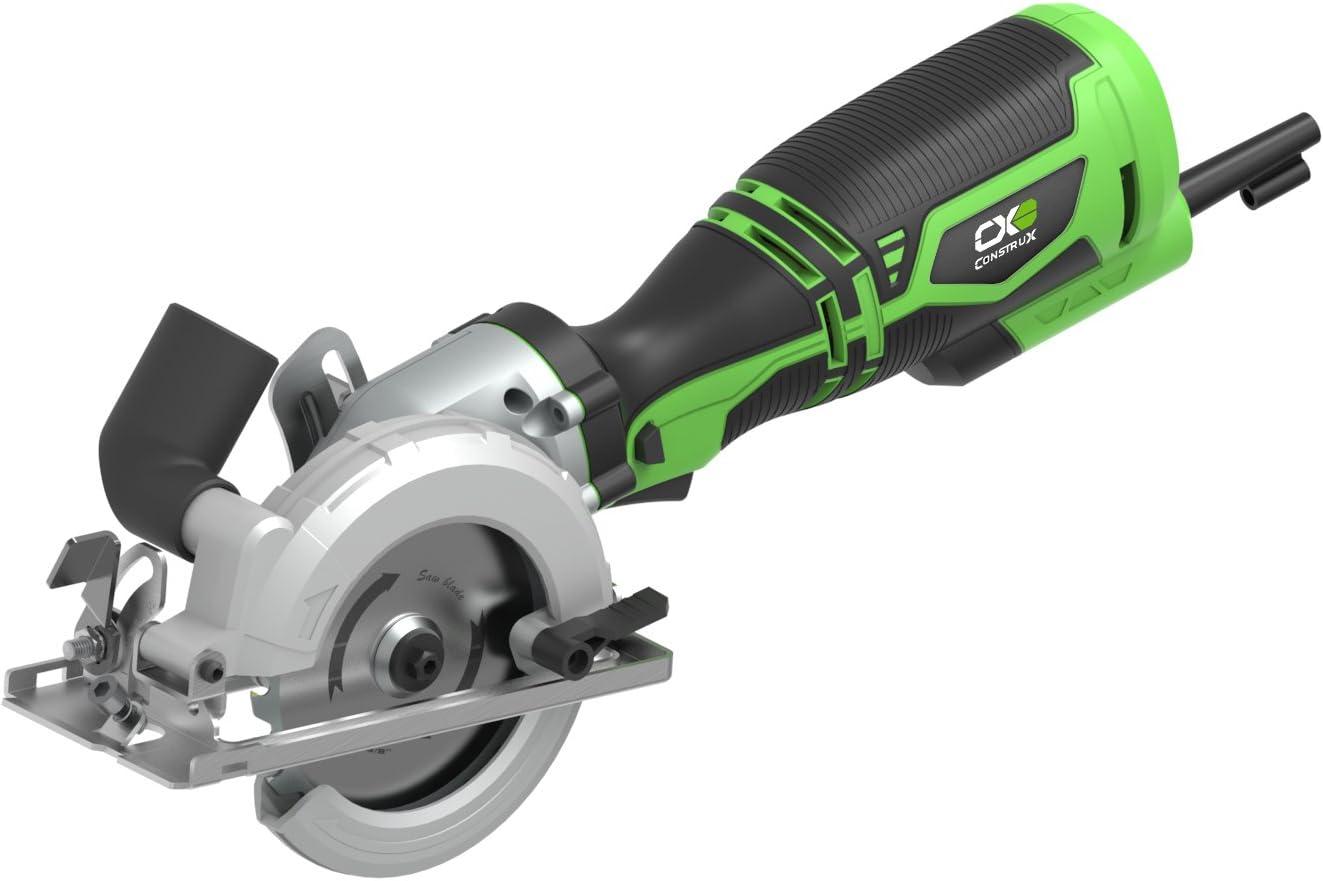 CONSTRUX CXCCSA1 4 1 2 Compact Circular Saw