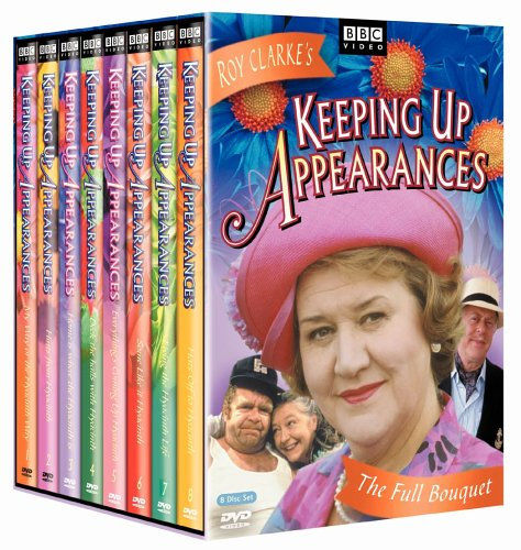 Keeping Up Appearances: The Full (Cdc Series)