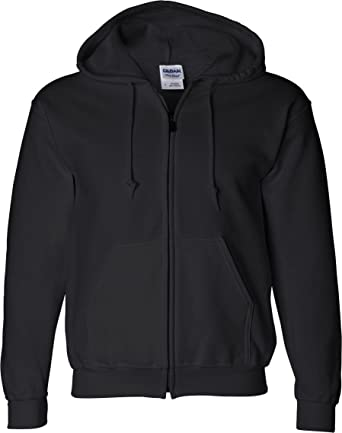 Gildan Mens 9.3 oz. DryBlend? 50/50 Full-Zip Hood (G126