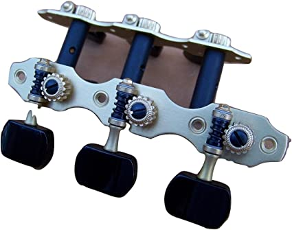 Rubner guitarra clásica Tuning machines-with cojinetes de fricción ...