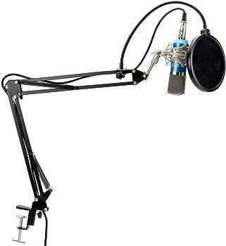 TONOR XRL to 3.5mm Studio Recording Microphone