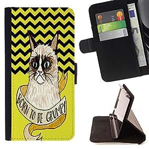 Jordan Colourful Shop - FOR Apple Iphone 6 PLUS 5.5 - Disappear from my world - Leather Case Absorciš®n cubierta de la caja de alto impacto