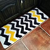 Entry Rugs, Hihome Washable Be