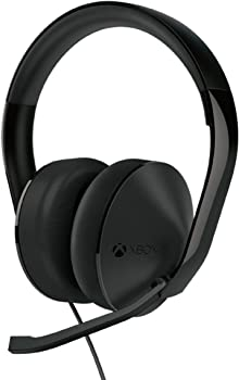 Microsoft Xbox One Stereo Over-Ear Headset