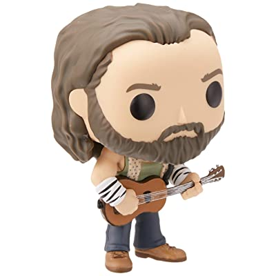 Funko POP!: WWE - Elias with Guitar: Toys & Games