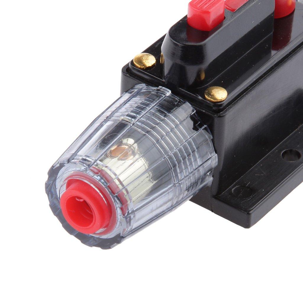 Generic 12V-24V Auto Stereo Audio Inline Strom Schalter Ersatz ...