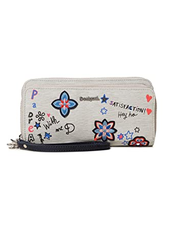 Amazon.com: Desigual Mone_Shibuya Two Levels, gris fresh ...