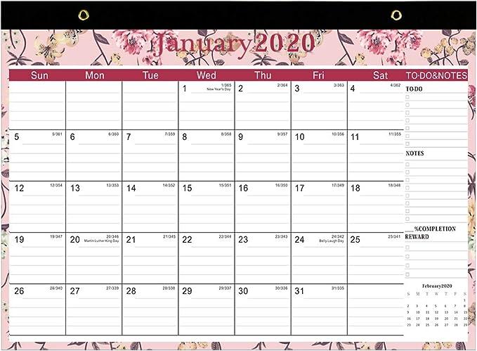 Calendario 2019 - Calendario 2018 2019 Pared 2018-2019 Family ...