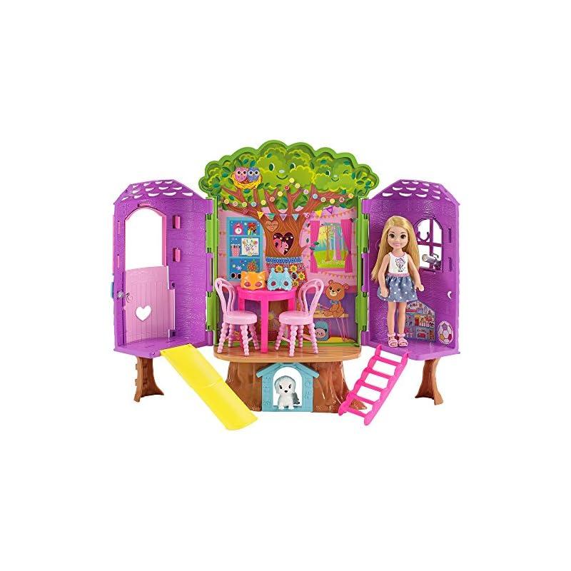 barbie-club-chelsea-treehouse-house