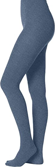 Luxe Girl Girls Flat Knit Sweater Winter Footed Tights