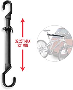 Delta Cycle Bicycle Substitute Cross Bar Adaptor