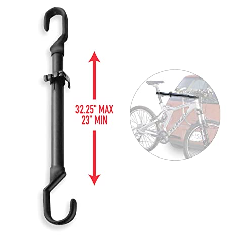 Amazon.com : Delta Cycle Bicycle Substitute Cross Bar Adaptor : Bike ...