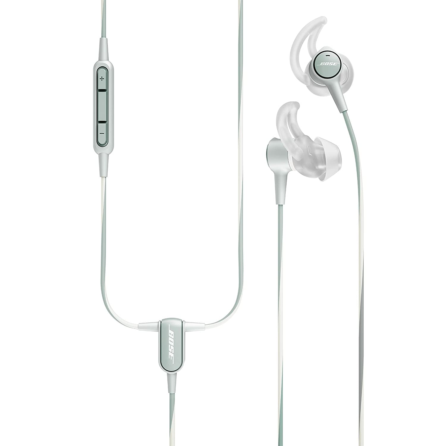 Bose® SoundTrue ® Ultra - Auriculares in-ear compatible Apple, color gris: Amazon.es: Electrónica
