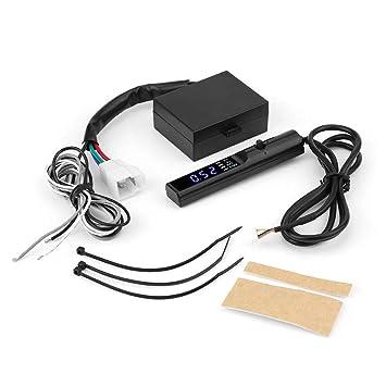 ... turbo/Protector del dispositivo de Modificado, Temporizador Turbo para coche con pantalla LED digital Tiempo de estacionamiento: Amazon.es: Coche y moto