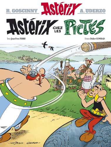 Asterix - Asterix chez les Pictes - n°35 (Asterix)  [Rene Goscinny - Albert Urdezo] (Tapa Dura)