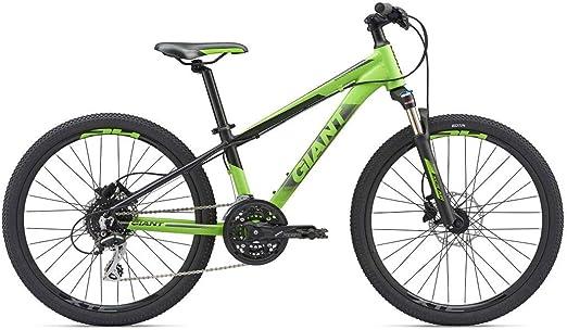Giant XTC - Bicicleta de montaña para niño de 24 pulgadas, de ...