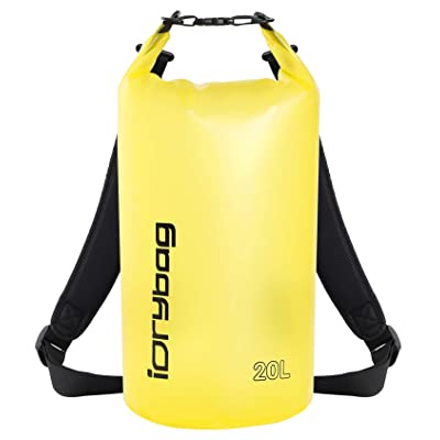 2L Small Waterproof Dry Bag Sack Camping Sports Hiking Storage Pouch Holder