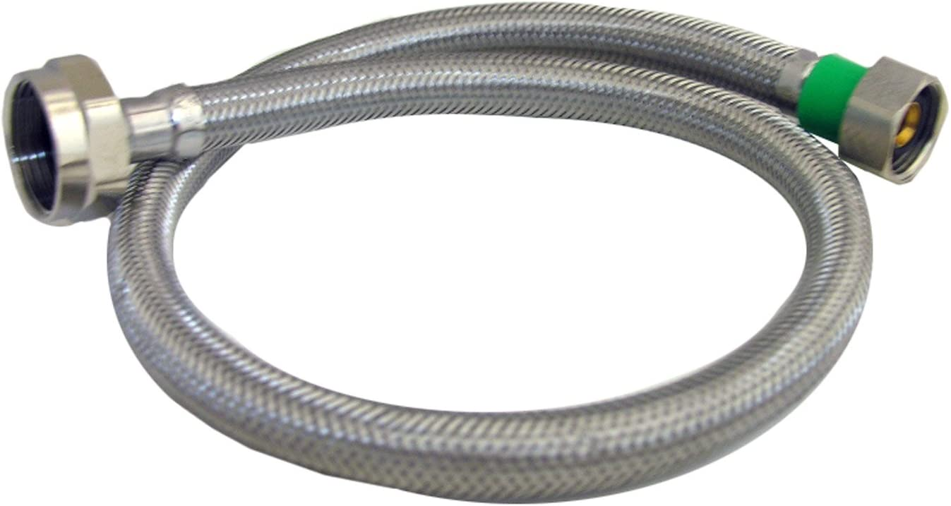 LASCO 10-0901 Old Style Leg Bathtub Supply Line with 1/2-Inch Female Iron Pipe and 3/4-Inch Female Iron Pipe