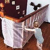 Winkeyes Children Safety Rail Balcony Stairs Safety...