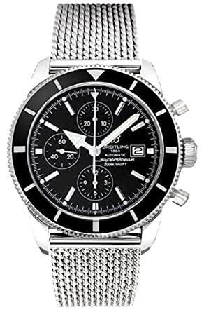 on watches luxury breitling sale replica superocean