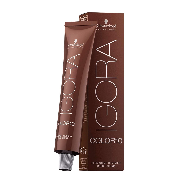 Schwarzkopf Professional Igora Hair Color, 5-12, Light Ash Smokey Brown, 2.1 Ounce