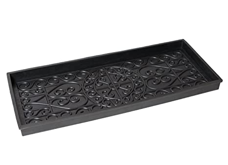 Amazon BirdRock Home Rubber Boot Tray 40 Inch Decorative Magnificent Decorative Boot Tray