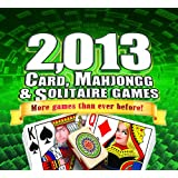 2,013 Card, Mahjongg & Solitaire Games [Download]
