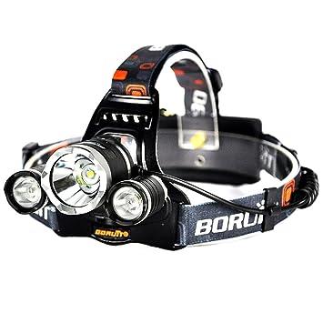 Cree L2 3 Lm Bright Frontale Lampe 4 Super Boruit X 3000 Xml Rj deBQrxoWEC