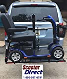 Hold N Go Electric Scooter Lift with Automatic Hold Down Arm