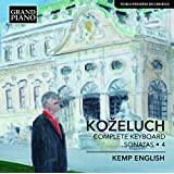 Kozeluch: Complete Sonatas for Solo Keyboard, Vol. 4
