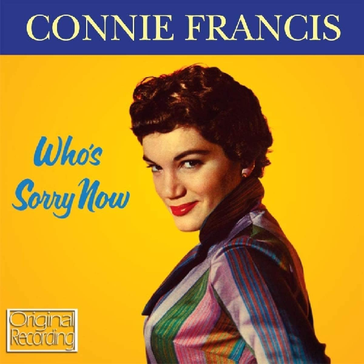Amazon   Who's Sorry Now   Francis, Connie   ポップス   音楽