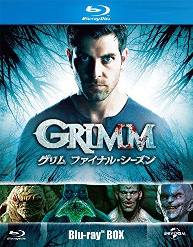 GRIMM/グリム ファイナル・シーズン ブルーレイBOXの商品画像