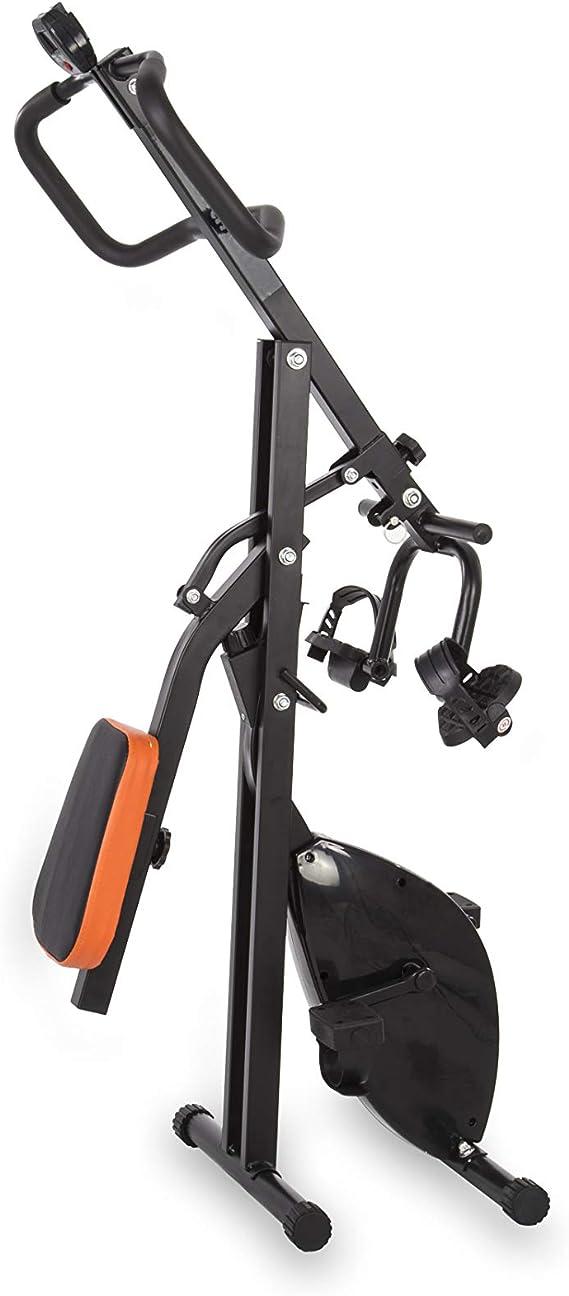 Movi Fitness Total Evolution You Crunch 2.0 - Bicicleta estática ...