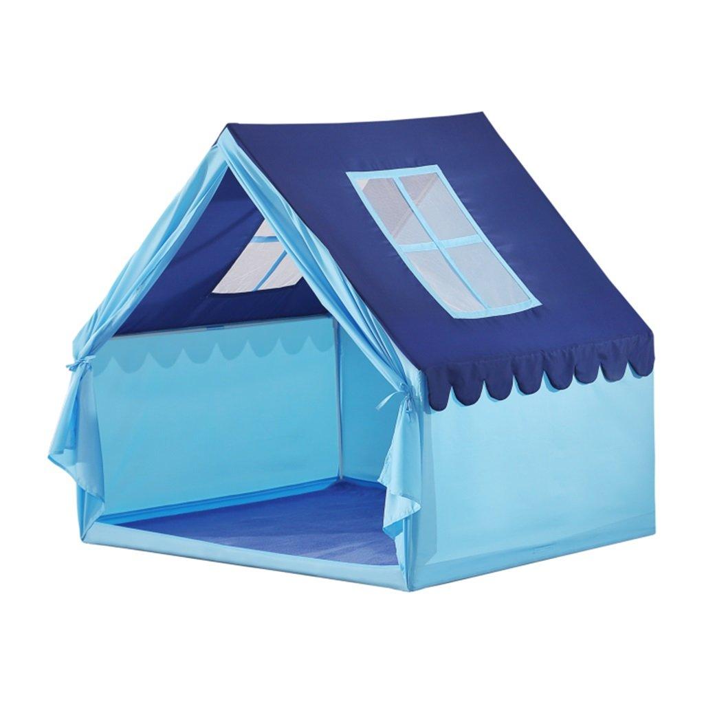 SESO UK- Prinz oder Prinzessin Sommerpalast Schloss Kinder Kinder spielen Zelt Haus Indoor oder Outdoor Garten Spielzeug Spielhaus Strand Sonne Zelt Jungen Mädchen (110x110x115cm)