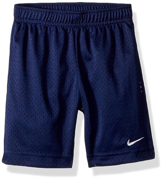 2c18df8e94efa Nike Toddler Boys Binary Blue Athletic Mesh Shorts 4T