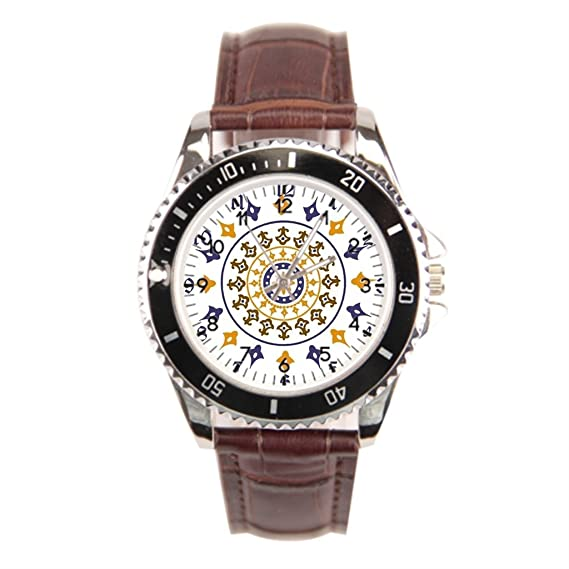 cnbluer Vintage reloj de pulsera naranja Southwest número muñeca relojes Marcas: Amazon.es: Relojes