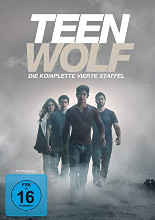 Teen Wolf Staffel 4 Softbox 4 Dvds Amazonde Dylan Obrien