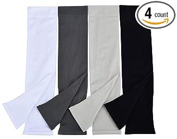 Amazon.com: MAYOUTH - Mangas de protección UV para el brazo ...
