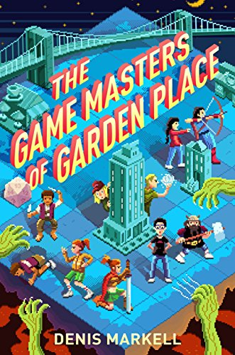The Game Masters of Garden Place by [Markell, Denis]