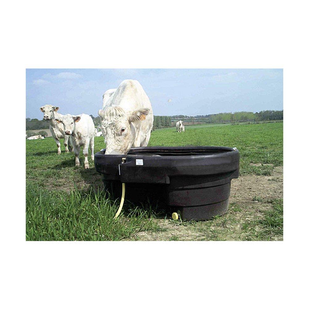 Weidetränke, oval, 550 Liter, ohne Schwimmerventil - 382275: Amazon ...