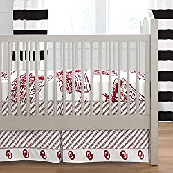 Carousel Designs University of Oklahoma 2-Piece Crib Bedding Set