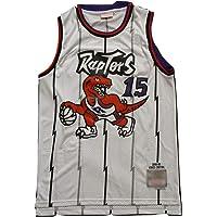 WOLFIRE WF Camiseta de Baloncesto para Hombre, NBA,Toronto