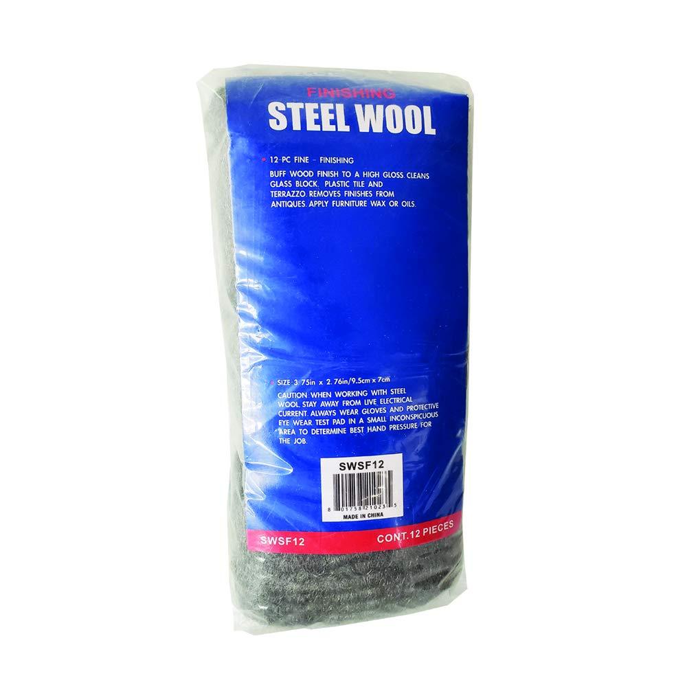 Robtec Steel Wool Pads